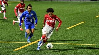 VIDEO: N2 : AS Monaco - Hyères FC