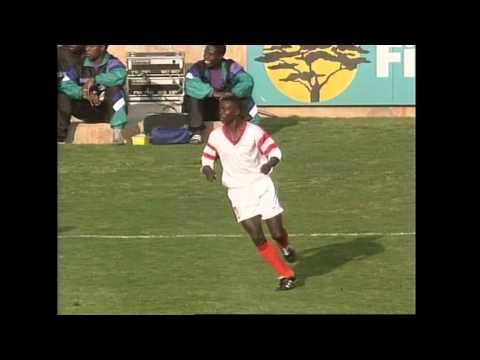 Zambia 1 South Africa 0  1992 Africa Nations Cup. Johannesbu