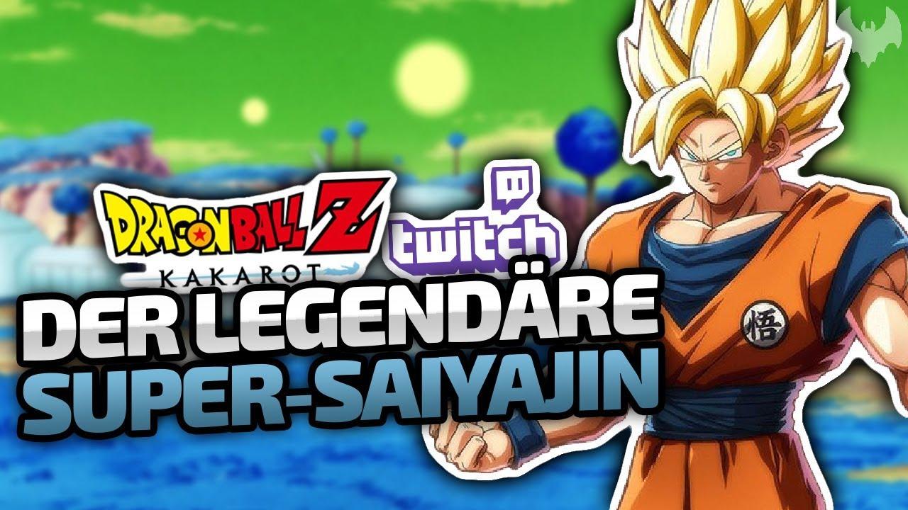 Dragonball Der Legendäre Super Saiyajin Stream