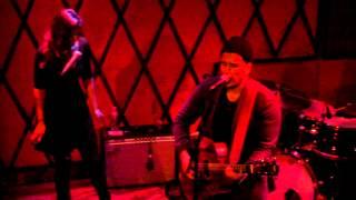 "Johnnyswim - ""Adelina"" at Rockwood Music Hall"