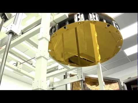 New Space Telescope Has Mirrors of Gold | NASA JWST James We