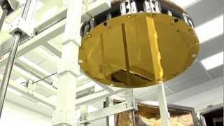 New Space Telescope Has Mirrors of Gold | NASA JWST James Webb Near Infrared HD Video