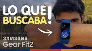 ¡ANNA ME ACOSA! | Samsung GEAR FIT 2