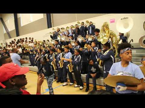Lafayette Academy   Unleash The Dragon   Beat The Leap BOTB 2019   March 23, 2019