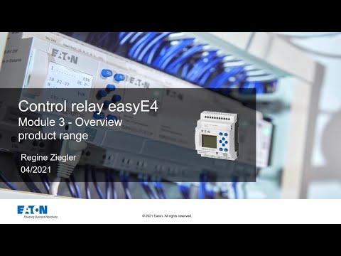 Eaton easyE4: Overview product range