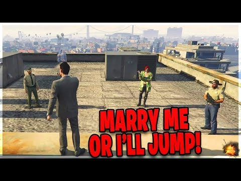 GTA 5 RP - The Tragic Love Story Of Billy Anderson And Ashley