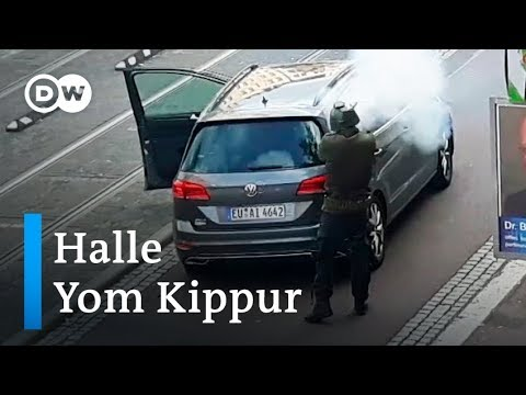 Halle Yom Kippur attack: What we know about the shooter | DW New