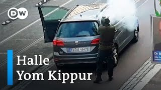 Halle Yom Kippur attack: What we know about the shooter | DW News