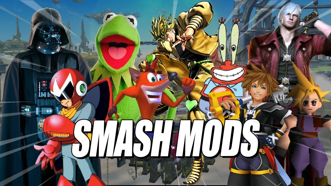 Mewkwota Super Smash Bros 4: Hype & Rage Compilation: Super Smash Bros 4