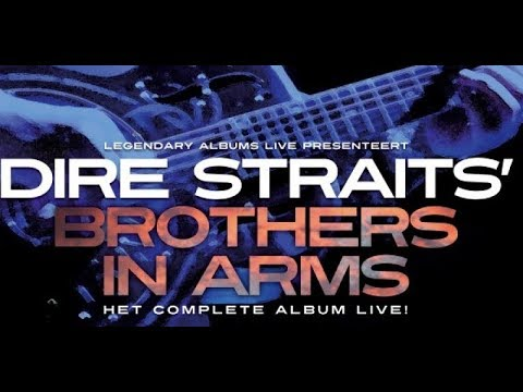 Erwin Nyhoff - The Man's Too Strong - The Walk Of Life  - Dire Straits Project