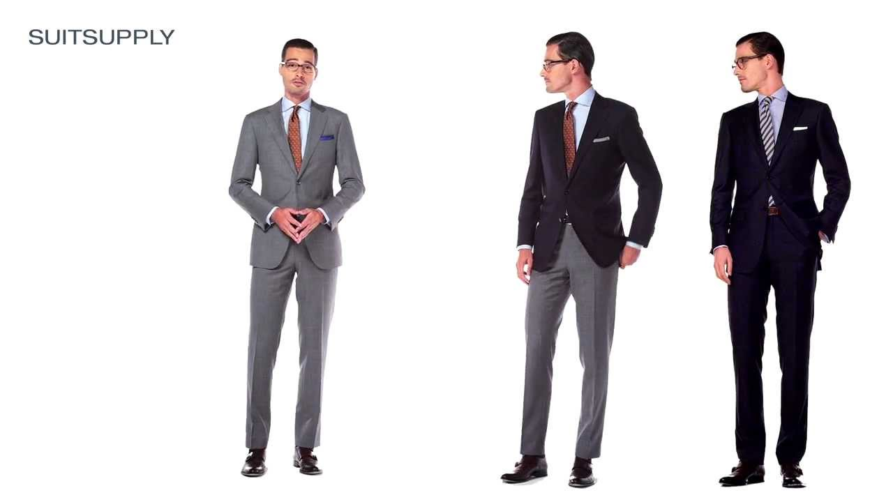 The Grey Suit - YouTube