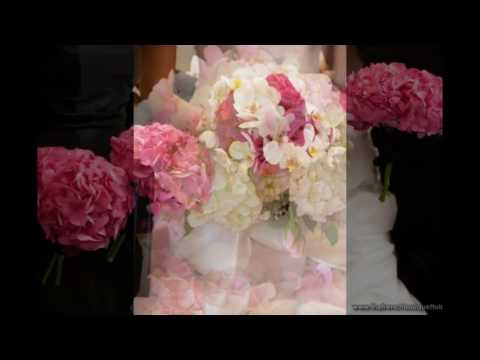 white-hydrangea-and-red-and-pink-rose-centerpieces