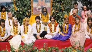 The Beatles - The Inner Light - [India / Pic.]