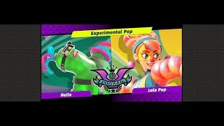 ARMS Party Crash! | Helix VS Lola Pop! / Experimental Pop