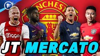 Manchester United s'agite dans tous les sens | Journal du Mercato