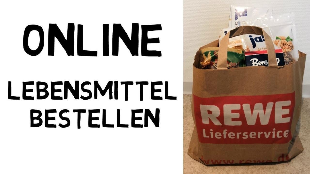 Online Lebensmittel bestellen – Test