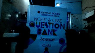OSWAAL SCIENCE QUESTION BANK CLASS 8 REVIEW