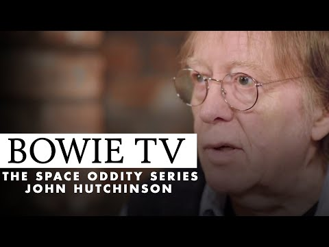 Bowie TV: John 'Hutch' Hutchinson on playing Space Oddity with David Bowie