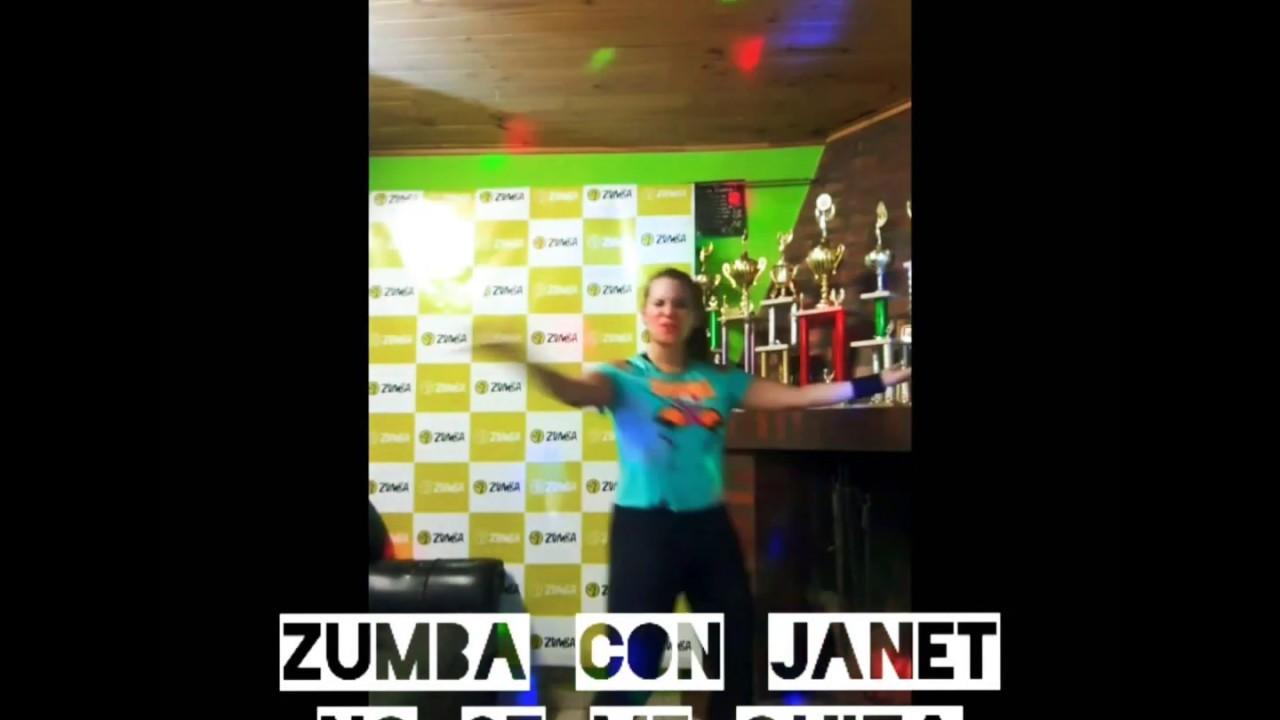No se me quita- Maluma Ft Ricky Martín- Zumba Fitness