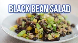 Easy Black Bean Salad
