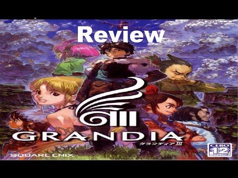 Grandia 3 Review (PS2)