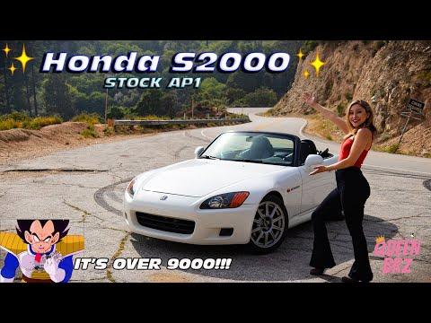 Driving a 2003 Honda S2000 top less?
