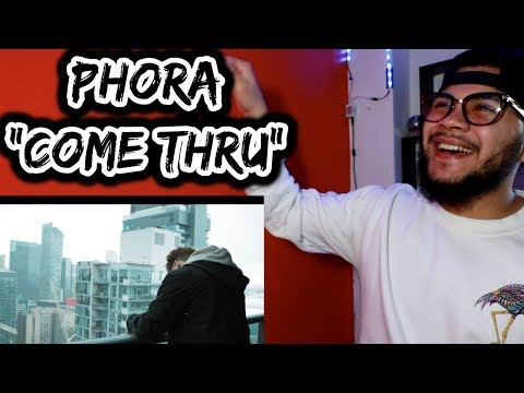 Phora - Come Thru [Official Music Video] *AYEEEE* REACTION & THOUGHTS | JAYVISIONS
