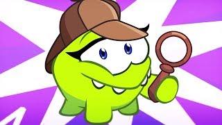 Om Noms Dream Job - Detective | Funny Cartoon Videos For Kids