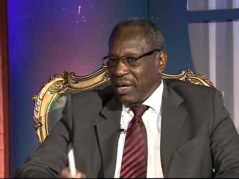 Sudan TV Talk show with Prof Hunud and Prof Allam on Brain Drain and Knowledge transfer