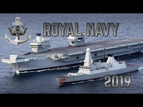 NAVAL POWER 2019/ROYAL NAVY 2019