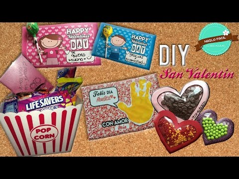 Download video 4 ideas de regalos para san valentin - Ideas para sanvalentin ...
