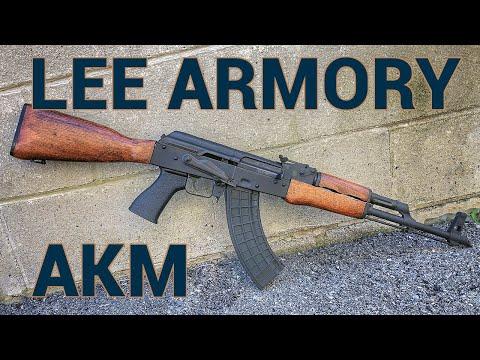 Rifle Review: Lee Armory AKM