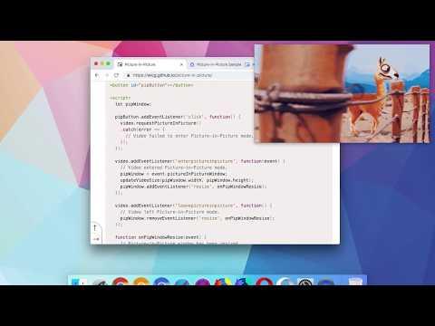 "Google Chrome agrega ""picture-in-picture"", una de las mejores funciones de Safari"