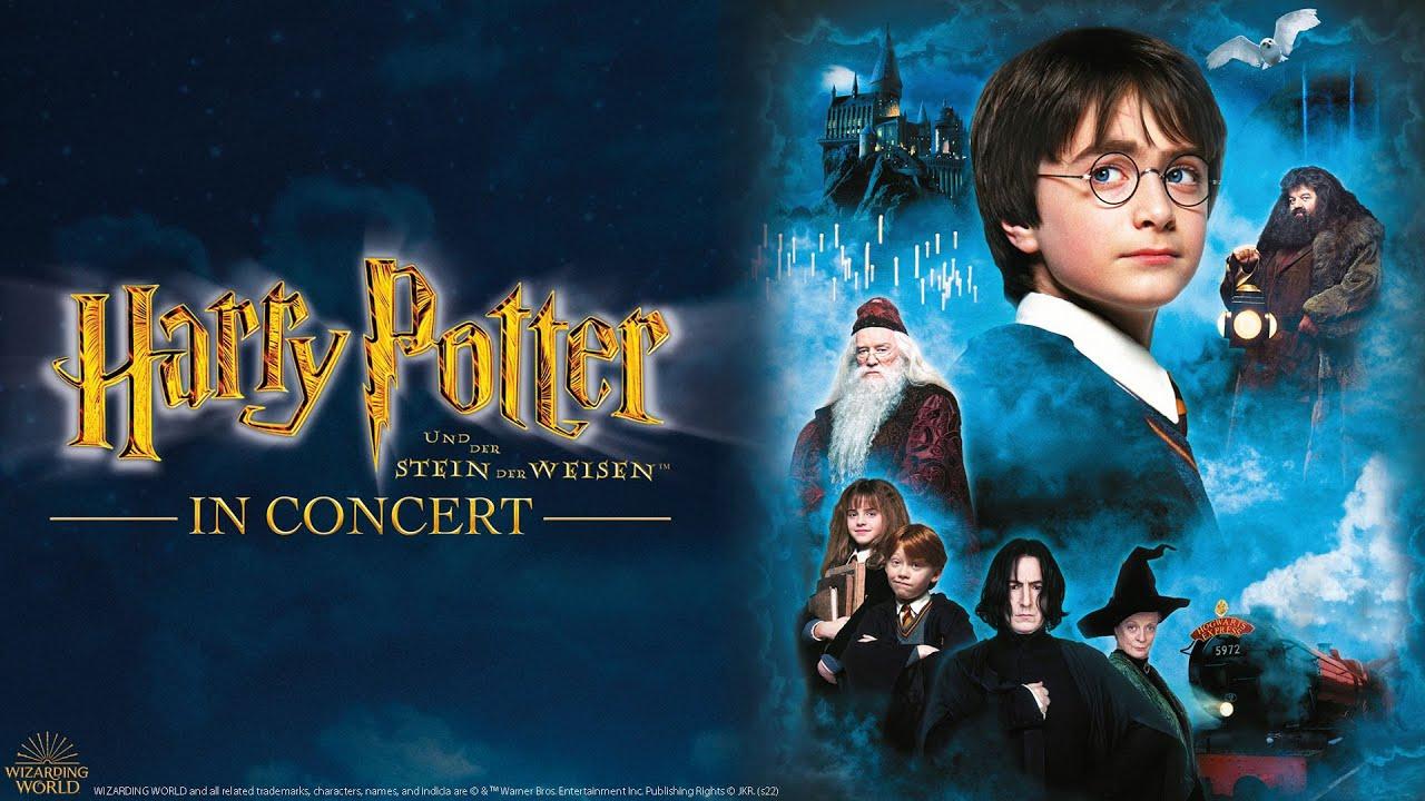 Harry Potter Und Der Stein Der Weisen In Concert Olympiahalle Jetzt Tickets Buchen