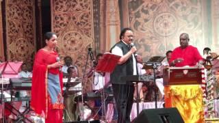 Thulli thulli nee paadamma live performance by my guruji Dr.SPB