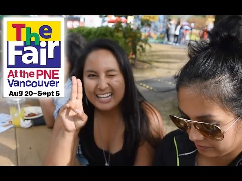 PNE Vancouver 2016: Be a Kid Again...!  [VLOG #2]