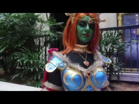 Anime Weekend Atlanta 2015 – Cosplay Showcase