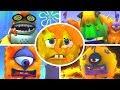 أغنية SpongeBob & Nicktoons Globs of Doom - All Bosses (No Damage)