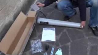 FAAC S418 - Montage Automatisme Portail Battant