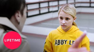 Dance Moms: Abby and Michelle Play Tug-of-War with Sarah (S8)   Extended Scene   Lifetime