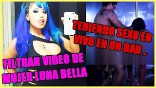 FILTRAN VIDEO DE LUNA BELLA TENIENDO SEXO EN VIVO EN YUCATAN EXPLOTA LAS REDES SOCIALES