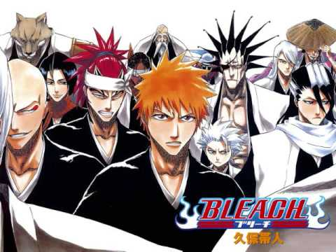 Bleach - Houki Boshi (Male Vocals)