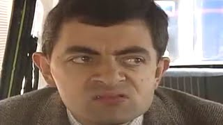 Mr Bean - Trapped in a car park