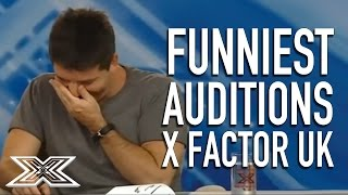 Funniest Auditions on X Factor UK | Vol.1 thumbnail