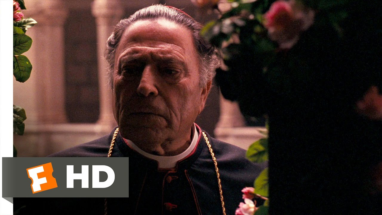 The Godfather Part 3 710 Movie Clip I Killed My Fathers Son