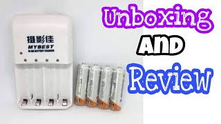 Doublepow Battery Charger | Unboxing and Review | TIF Technology | Tanvir Chowdhury |