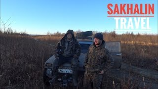 Осенняя рыбалка на р. Леонидовка. Время Кунджи и Гольца.