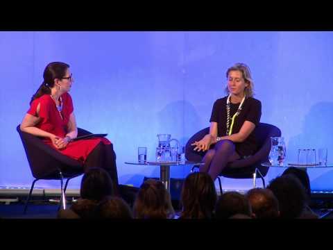 Publishing for Digital Minds 2014 - Martha Lane Fox In Conversation With Anna Rafferty