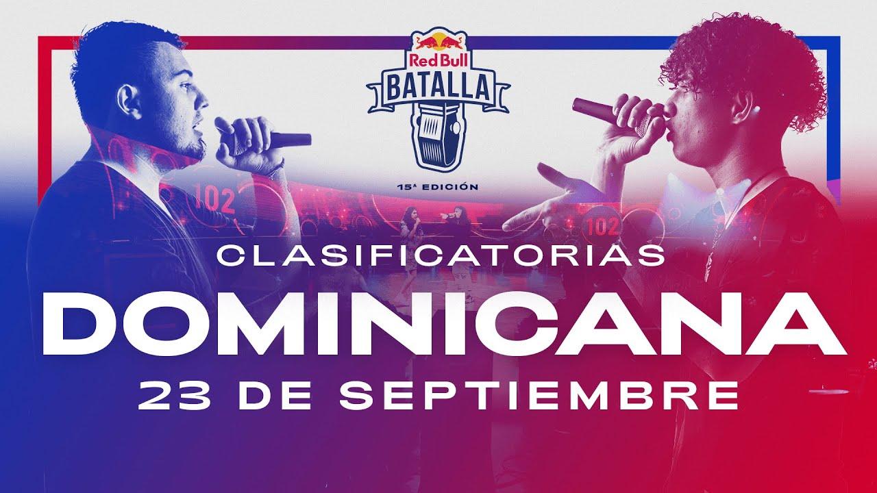 Clasificatorias Dominicana 2021 | Red Bull Batalla