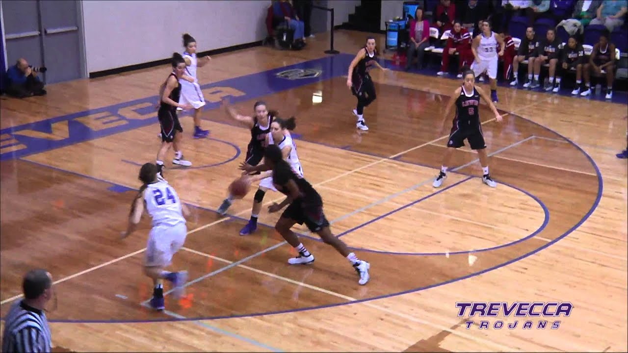 Trevecca Women's Basketball | Lewis Highlights 20141215 ...